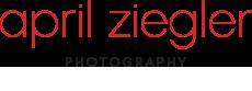 Philadelphia Portrait & Pet Photographer   |   April Ziegler Photography logo